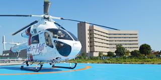 日本医科大学千葉北総病院(千葉県印西市)